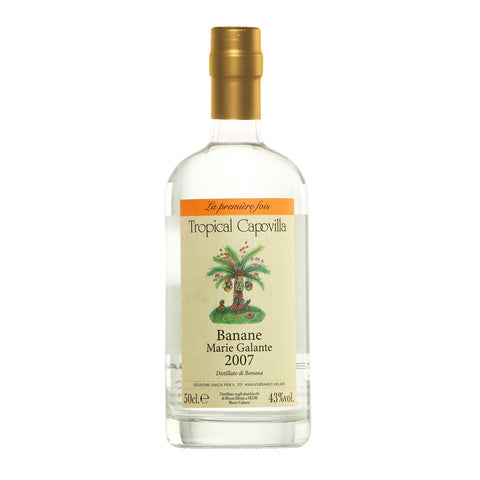 Acquista Distillati di frutta Capovilla Tropical Banane 2007
