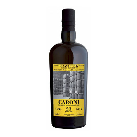 Acquista Rum Caroni 1994 23 years old 100 Proof