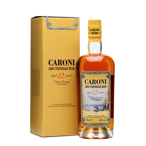 Acquista Rum Caroni Rum 12 years old