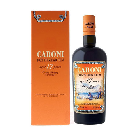 Acquista Rum Caroni Rum 17 years old