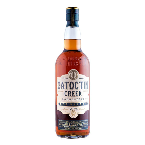 Acquista Whiskey Catoctin Creek Roundstone Rye Distiller's Edition
