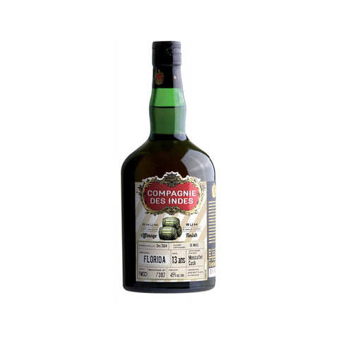 Acquista Rum Compagnie des indes Florida 13 yo Single Cask
