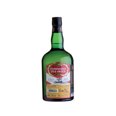 Acquista Rum Compagnie des indes Jamaica 12 yo High Proof Single Cask