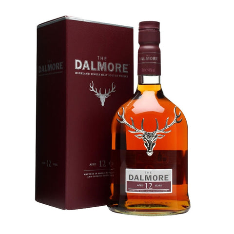 Acquista Whisky Dalmore 12 years old