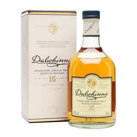 Acquista Whisky Dalwhinnie 15 years old
