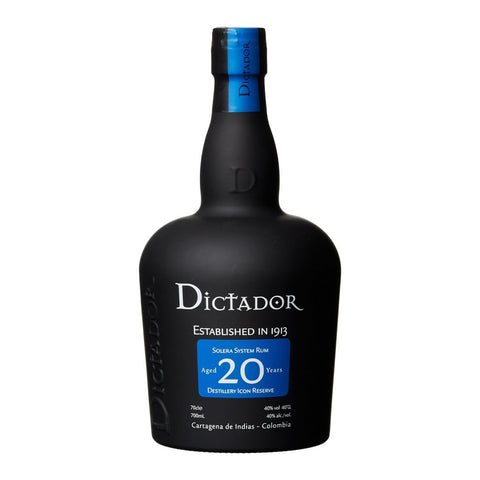 Acquista Rum Dictador 20 years old