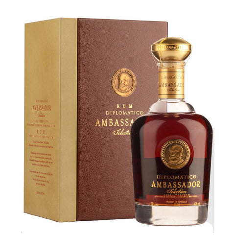 Acquista Rum Diplomàtico Ambassador Selection Rum