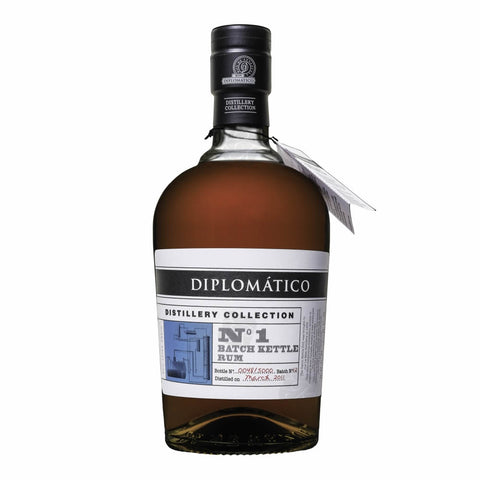 Acquista Rum Diplomatico Distillery Collection Nø1 Single Kettle Batch