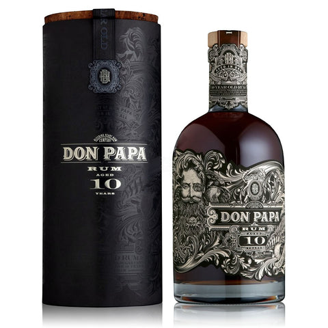 Acquista Rum Don Papa Rum 10 years old