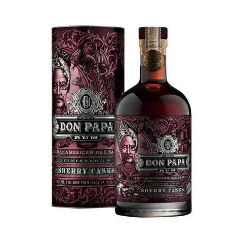Acquista Rum Don Papa Sherry Cask