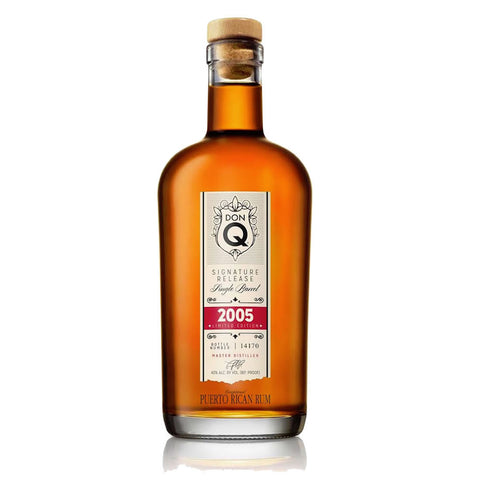 Acquista Rum DonQ Single Barrel 2005 Limited Edition