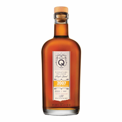 Acquista Rum DonQ Single Barrel 2007 Limited Edition