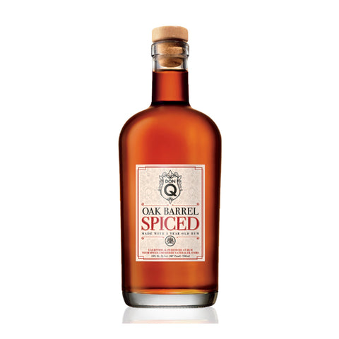 Acquista Rum DonQ Spiced Aged Rum