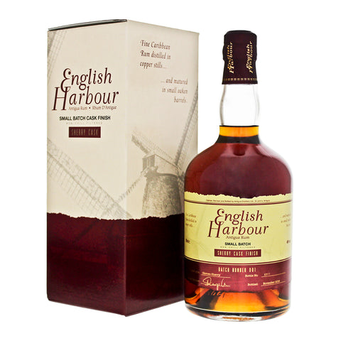 Acquista Rum English Harbour Sherry Cask Finish