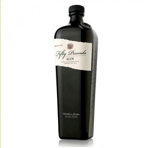 Acquista Gin Fifty Pounds London Gin