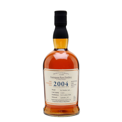 Acquista Rum Foursquare 2004 Cask Strenght