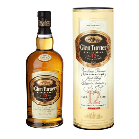 Acquista Whisky Glen Turner 12 years old