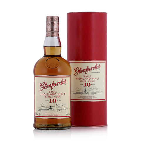 Acquista Whisky Glenfarclas 10 years old