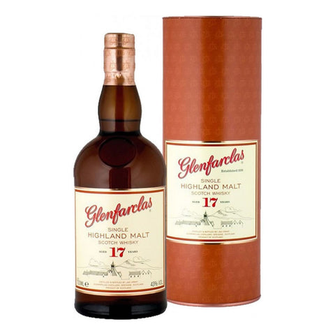 Acquista Whisky Glenfarclas 17 years old