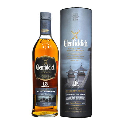 Acquista Whisky Glenfiddich 15 years old