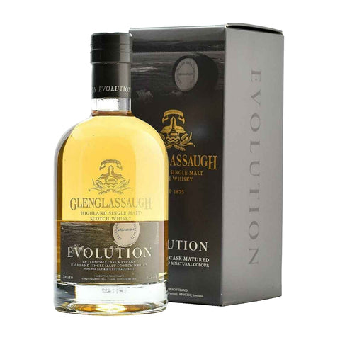 Acquista Whisky Glenglassaugh Evolution