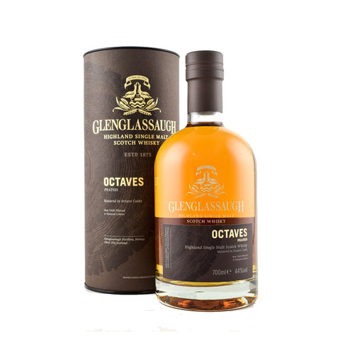 Acquista Whisky Glenglassaugh Octaves Peated Batch 2