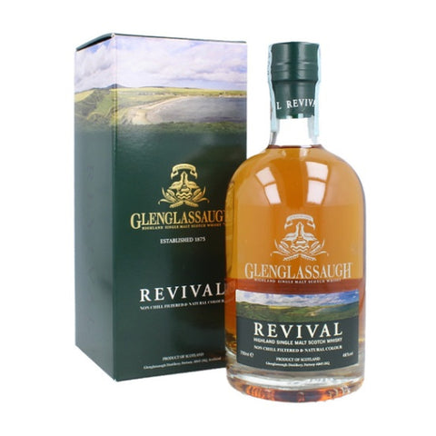 Acquista Whisky Glenglassaugh Revival