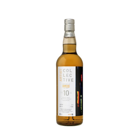 Acquista Whisky Glenlivet 2007 10 years old Artist Collective