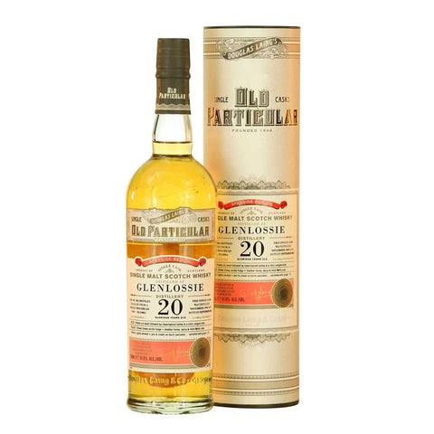 Acquista Whisky Glenlossie 1992 - 20 years old  - Douglas Laing Old Particular