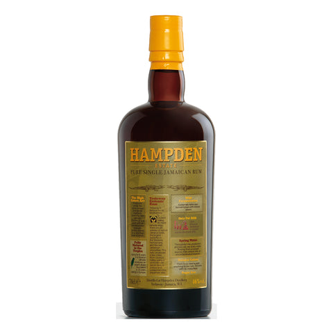 Acquista Rum Hampden Estate Pure Single Jamaican Rum