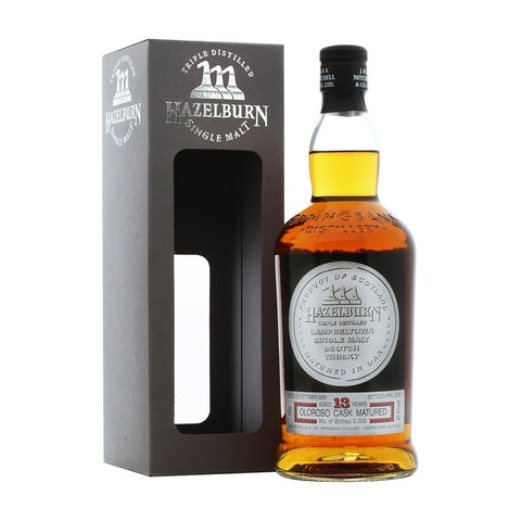 Acquista Whisky Hazelburn 13 years old Sherry Wood Release 2018