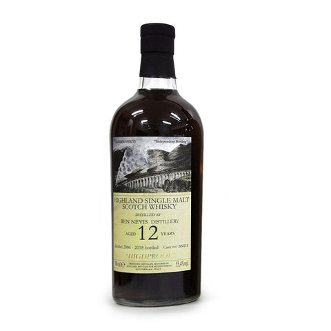 Acquista Whisky Hidden Spirits Ben Nevis 12yo Heavily peated sherry cask