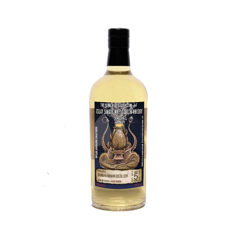 Acquista Whisky Hidden Spirits Bunnahabhain 5 years old 2013 Staoisha