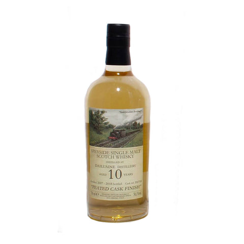 Acquista Whisky Hidden Spirits Dailuaine 10 yo Peated Cask Finish