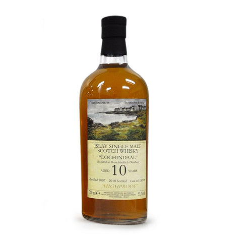 Acquista Whisky Hidden Spirits Lochindaal 10yo 2007