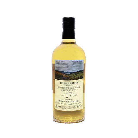 Acquista Whisky Hidden Spirits Mortlach 17yo 2002-2019
