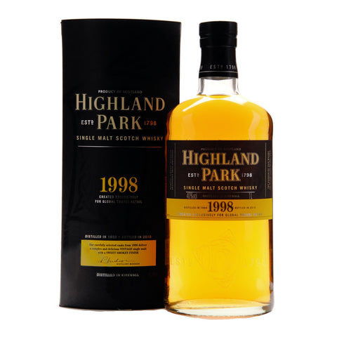 Acquista Whisky Highland Park 1998