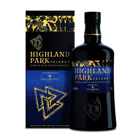 Acquista Whisky Highland Park Valknut
