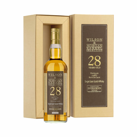 Acquista Whisky Invergordon 1987 Sherry Wood - 28 years old - W&M