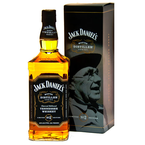 Acquista Whiskey Jack Daniel's Master Distiller Series N°2