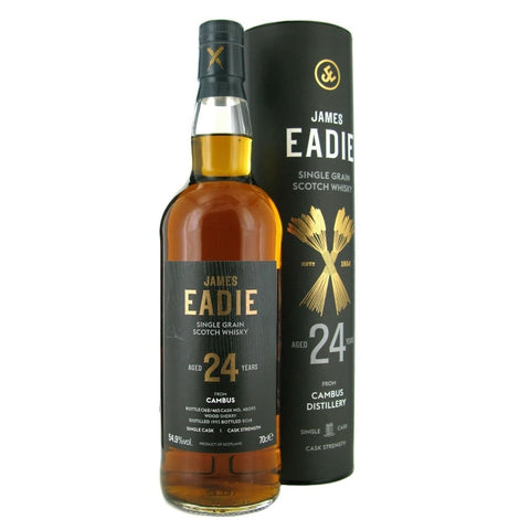 Acquista Whisky James Eadie Cambus 24 years old Single Cask