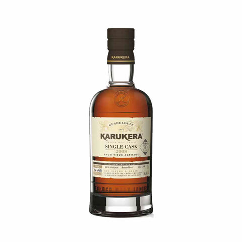 Acquista Rum Karukera 2008 Single Cask #66