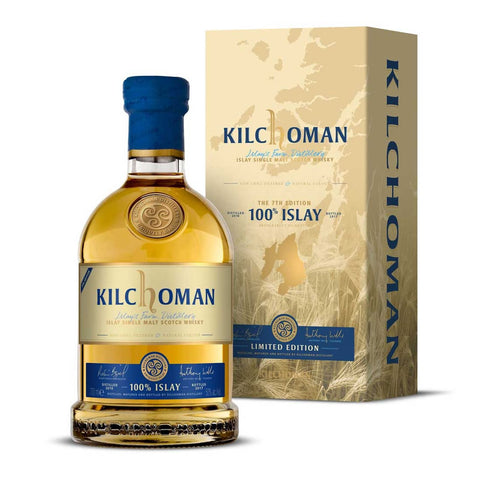 Acquista Whisky Kilchoman 100% Islay 7th Edition