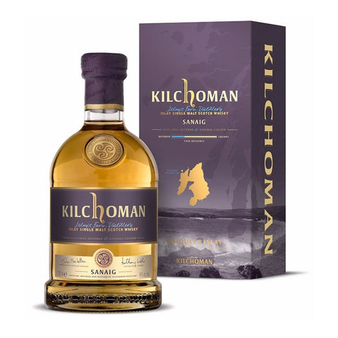 Acquista Whisky Kilchoman Sanaig