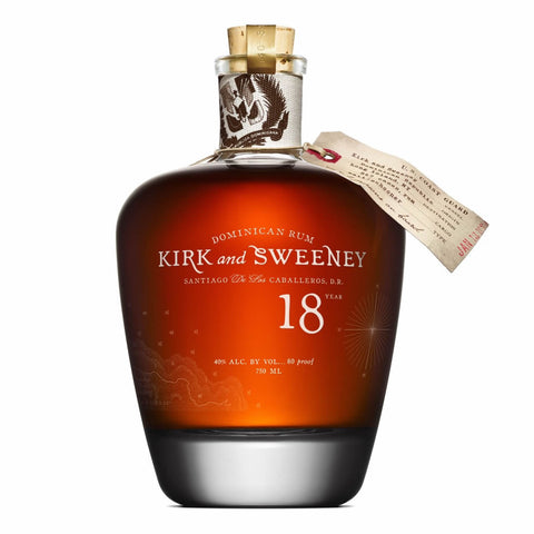 Acquista Rum Kirk and Sweeney 18 years old Rum