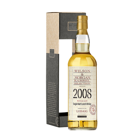 Acquista Whisky Ledaig 2008-2018 Traditional Oak - Wilson & Morgan