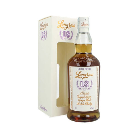 Acquista Whisky Longrow 18 years old Release 2019
