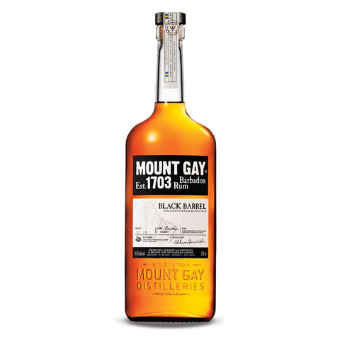 Acquista Rum Mount Gay Black Barrel