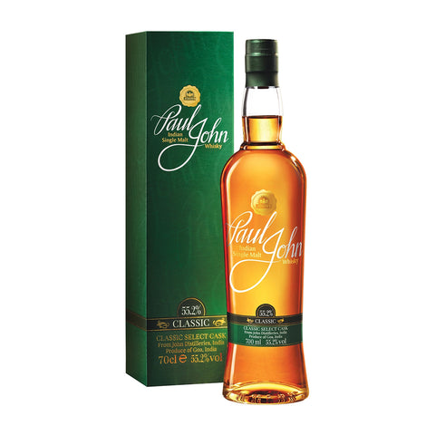 Acquista Whisky Paul John Classic Cask Select Single Malt Whisky