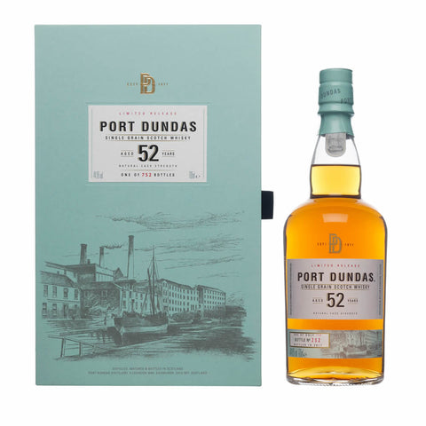 Acquista Whisky Port Dundas 52 year old SR17